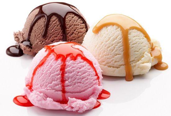 Best Angst og stress Fighting Food Elementer iskrem