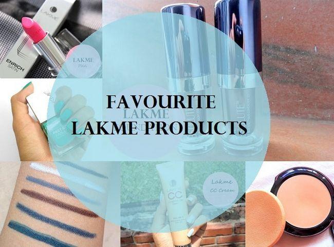 10 Beste Lakme produkter i India