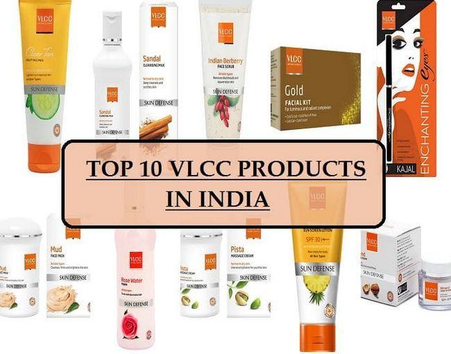 10 Beste VLCC produkter tilgjengelig i India