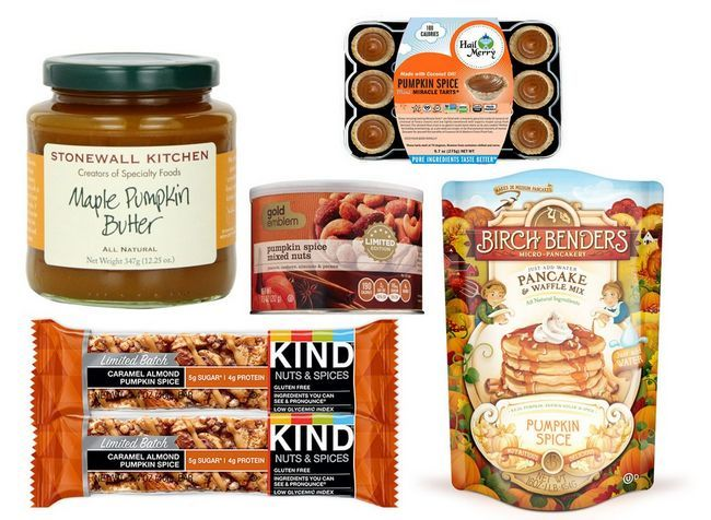 15 Gresskar Spice produkter for å prøve i høst