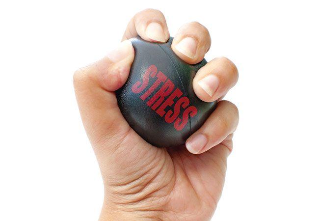 2 Måter stresset vrak kroppen din