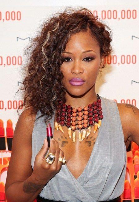 20 Søt svart jente frisyrer