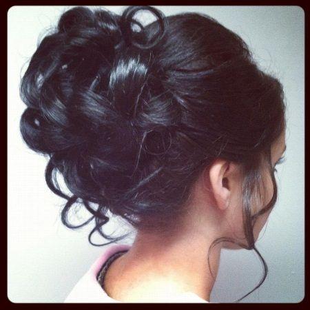 20 Forskjellige bryllup krøllete frisyrer