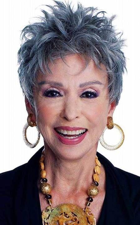 20 Elegant hårklipp for kvinner over 50