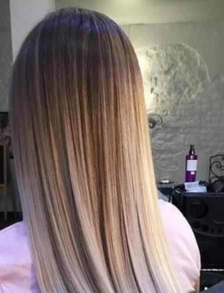 20 Soft ombre frisyrer