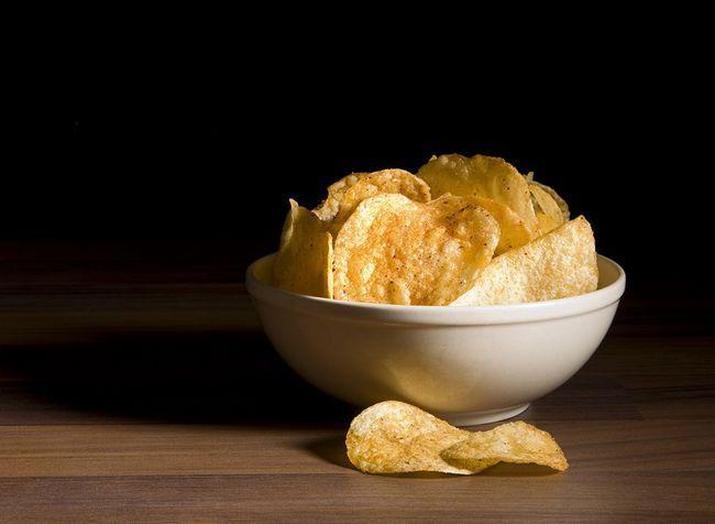 Eksperimenter viser junk food er skade på tarmen