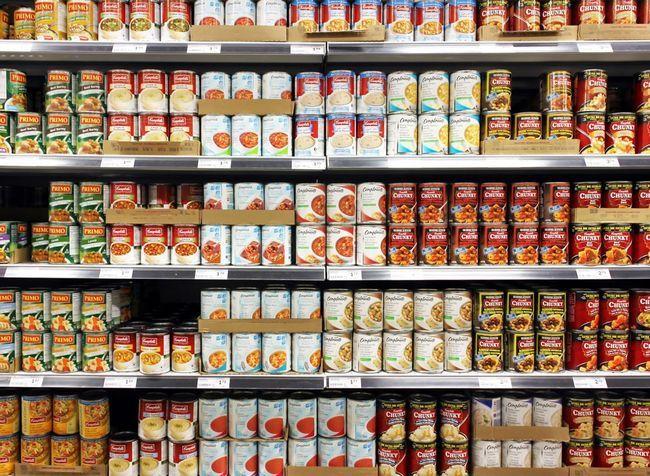 36 Beste og verste hermetisk supper og suppe produkter