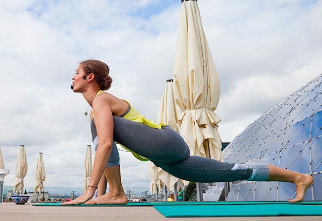 4 Kroppen fordelene med yoga