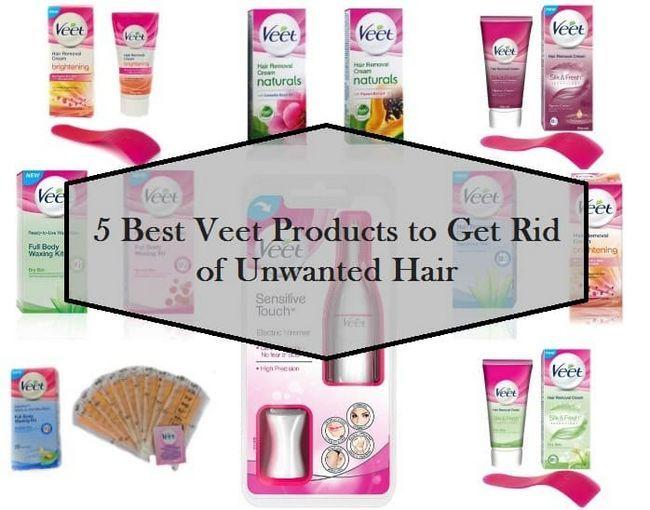 5 Beste Veet produkter tilgjengelig i India