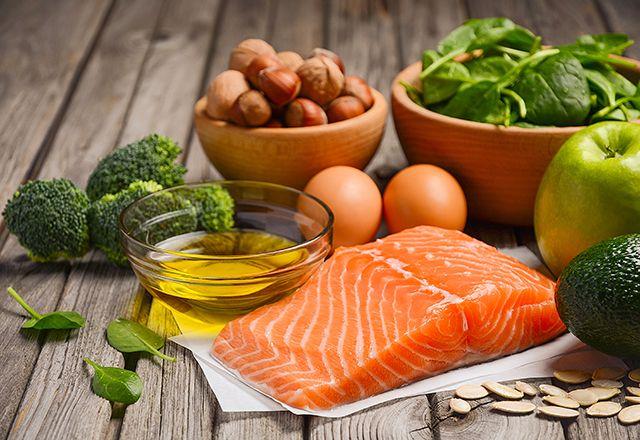 5 Helsemessige fordeler av Omega-3 fettsyrer