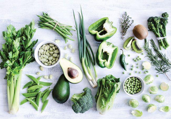 5 Måter å endre matvaner