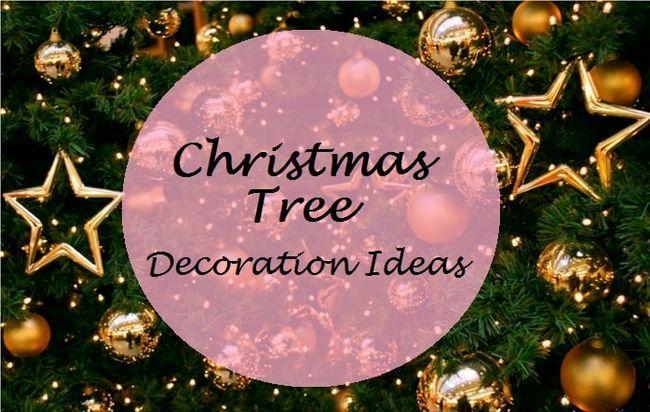 6 Beste enkel juletre dekorasjon ideer