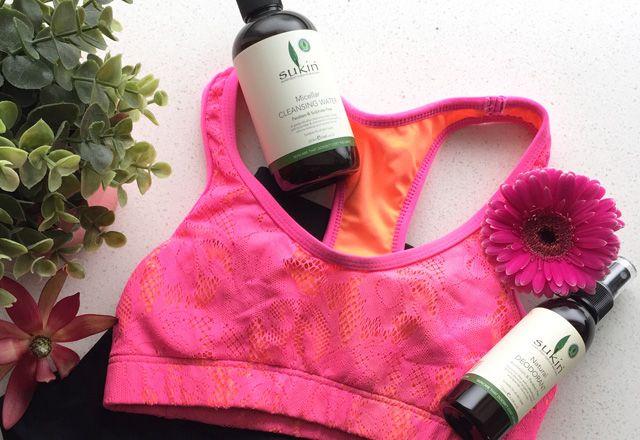 6 Må-ha skjønnhetsprodukter for din gym bag