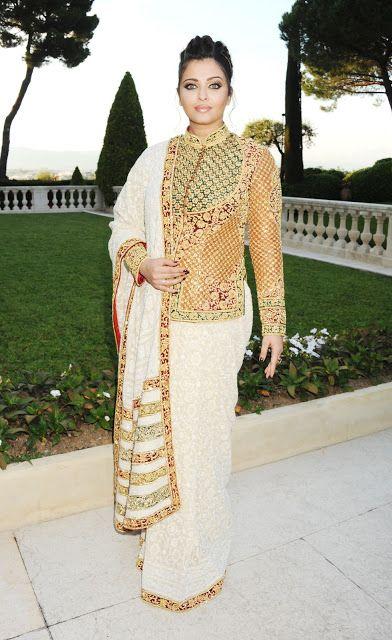 Aishwarya Rai i Cannes 2012: kjole, sminke sammenbrudd