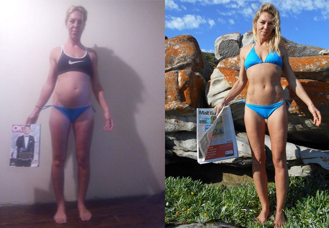Emma Ascher: mars 2016 Bodyblitz vinneren
