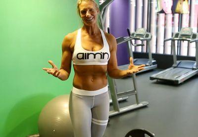 Tetthet trening eskalerende med Alexa Towersey