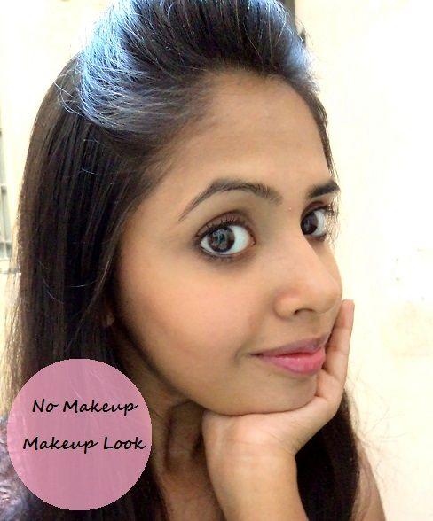 Face av dagen: no makeup utseende