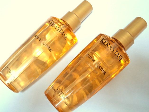 Giveaway - vinn Kerastase hår elixir ultime!