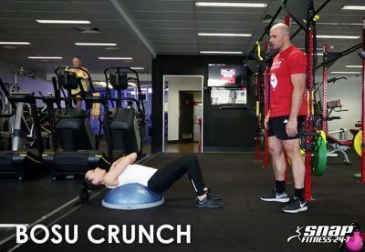 HIIT trening med Snap Fitness trener Steve Irwin