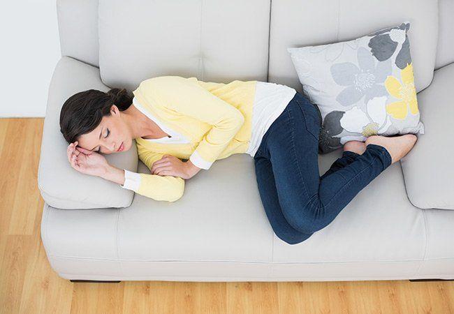 Hvordan å slå utmattelse