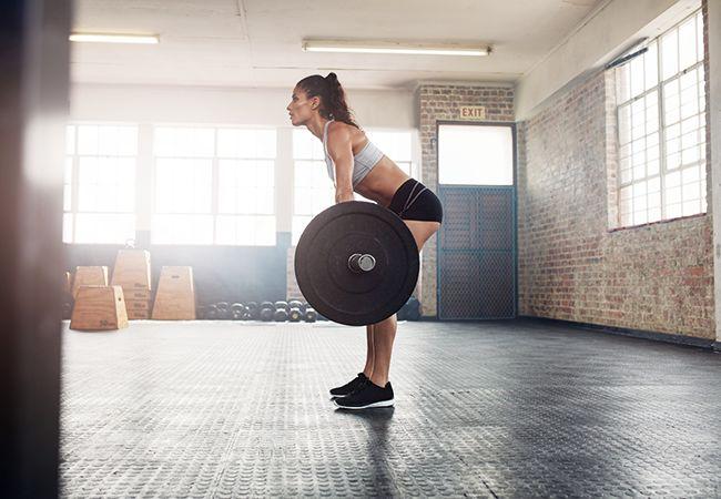Hvordan drivstoff kroppen din for styrketrening