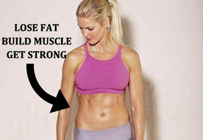 Hvordan å miste fett og beholde muskler