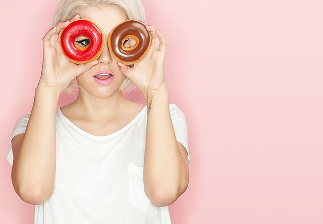 Hvordan å stoppe deg fra overspising