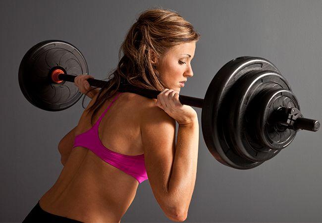 Hvordan trene som en fitness modell