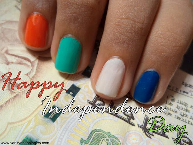 Independence day inspirert notd!
