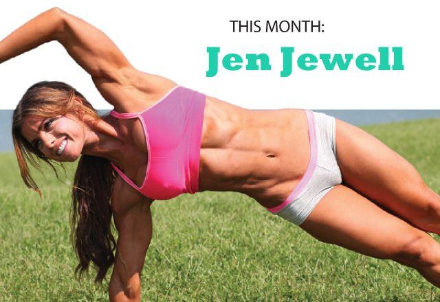 Jen Jewell high-protein diett plan