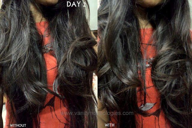 Kerastase hår utfordring: dag 2