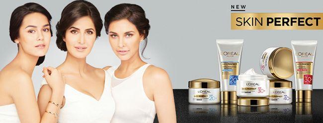 L`oreal huden perfekt ekspert hudpleieserien for alder 20+, 30+, 40+: pris, produkter