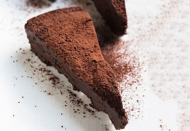 Low carb sjokoladekake oppskrift