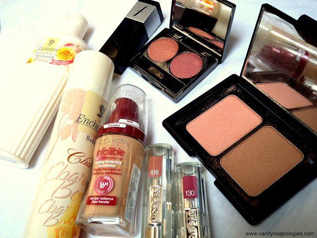Sminke og skjønnhets favoritter: March 2012