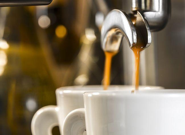Mer enn fire espresso om dagen kan skade helse