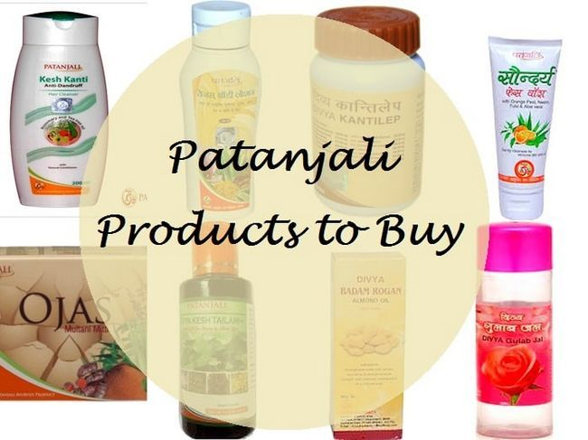 Mine 10 beste Patanjali produkter for hud og hår i India