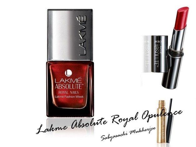 New Lakme absolutt konge overflod samling av sabyasachi: produkter, pris
