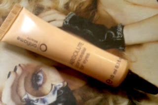 Oriflame absolutte concealer for øyne-gjennomgang & swatch