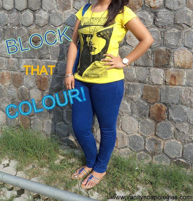 Starlets på gata: blokkerer den fargen!