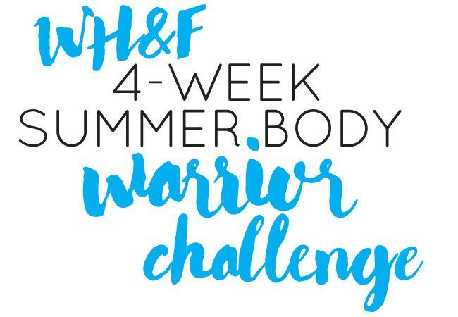 Summer Body Warrior Challenge