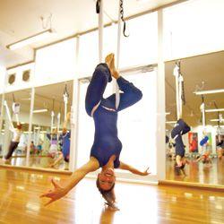 Suspensjon yoga