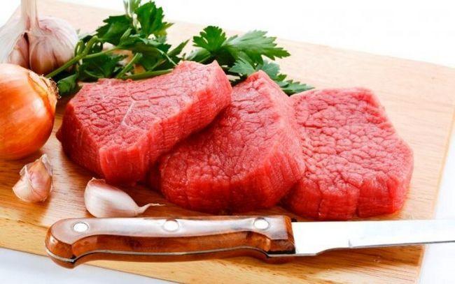 For mye rødt kjøtt kan skade nyrene. Finn ut hvorfor?