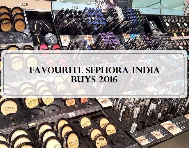 Topp 6 merker og produkter å kjøpe på Sephora india