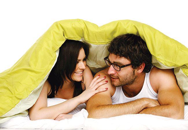 Hva gjør din sove stil si om ditt forhold?