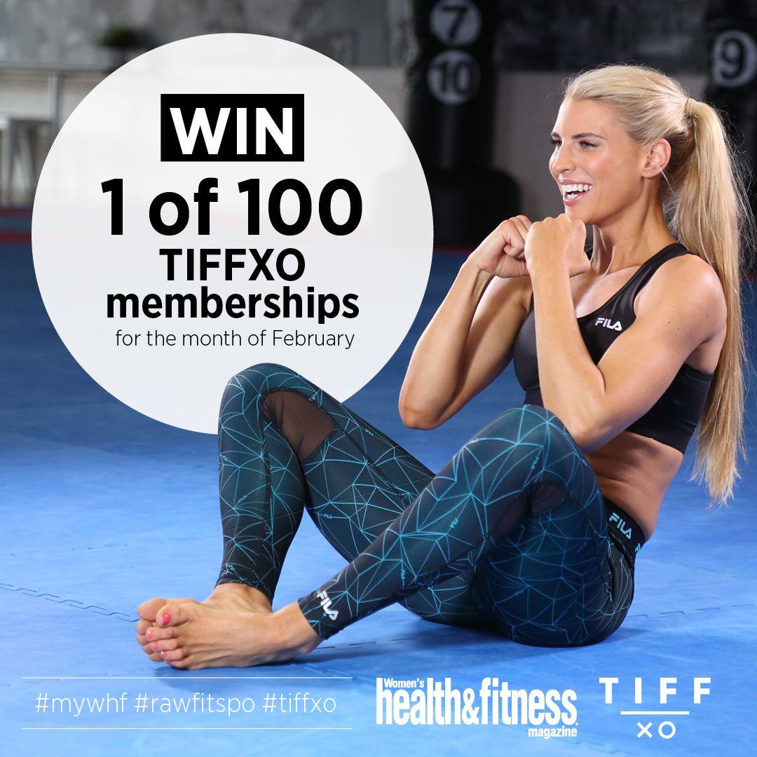 Vinn en av 100 TIFFXO medlemskap pakker for februar måned