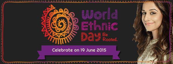 Verden etnisk dag craftsvilla