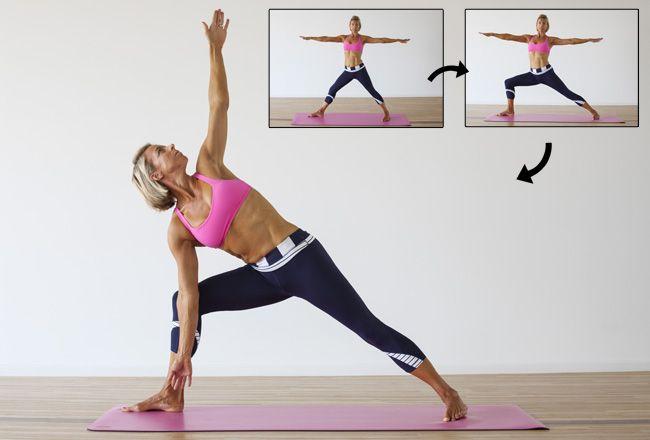 Yoga knyttet til fett tap